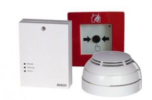 LSN RF Yangın Algılama Sistemi