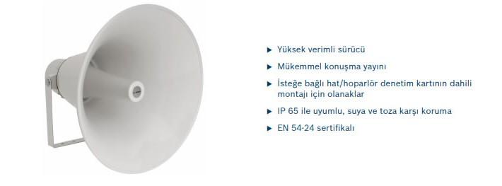 BOSCH LBC348300  35W HORN TİPİ EVAC EN54