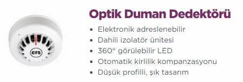 CAP320-Optik-Duman-Dedektoru
